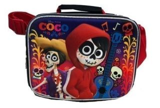 COCO 3-D LUNCH KIT W/LONG STRAP