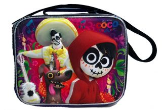 COCO 3-D LUNCH KIT W/LONG STRAPS