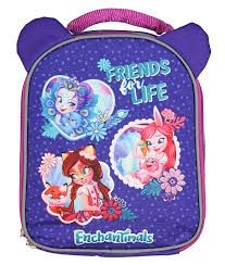 ENCHANTIMALS LUNCH TOTE