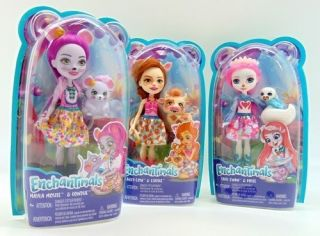 ENCHANTIMALS ASST. DOLLS