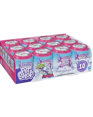 HASBRO LITTLEST PET SHOP THIRSTY PETS IN PDQ