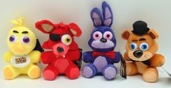 """FIVE NIGHTS AT FREDDY'S 6.5"""" ASST PLUSH (Special Accounts Only)"""